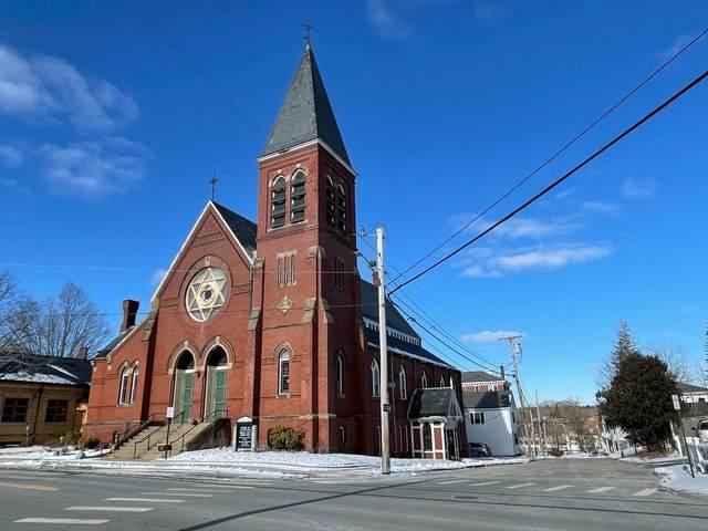43 Front Street, Exeter, NH 03833 (MLS #4846916) :: Signature Properties of Vermont