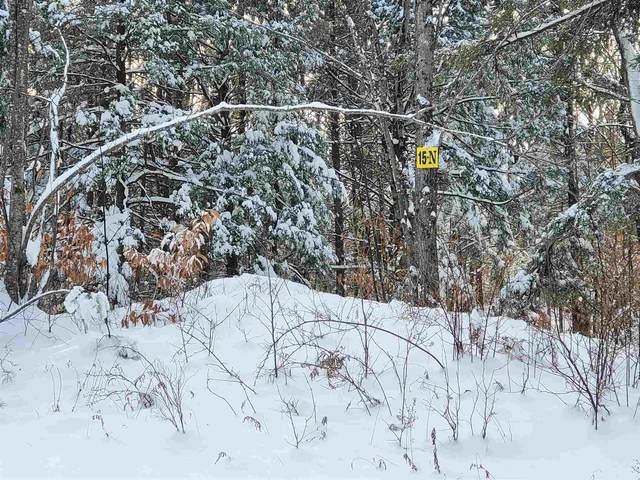 Lot 15 N Buzzell Ridge Road #13, Sandwich, NH 03227 (MLS #4846930) :: Signature Properties of Vermont