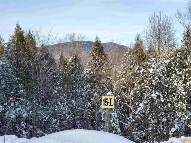 Lot 15 L Buzzell Ridge Road #11, Sandwich, NH 03227 (MLS #4846940) :: Signature Properties of Vermont