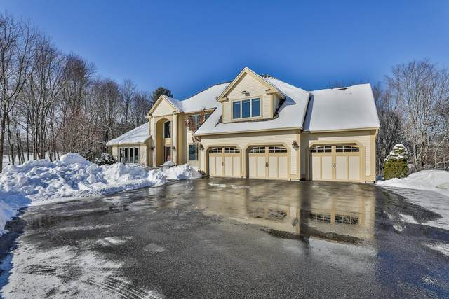 12 Gilboa Lane, Nashua, NH 03062 (MLS #4846957) :: Signature Properties of Vermont