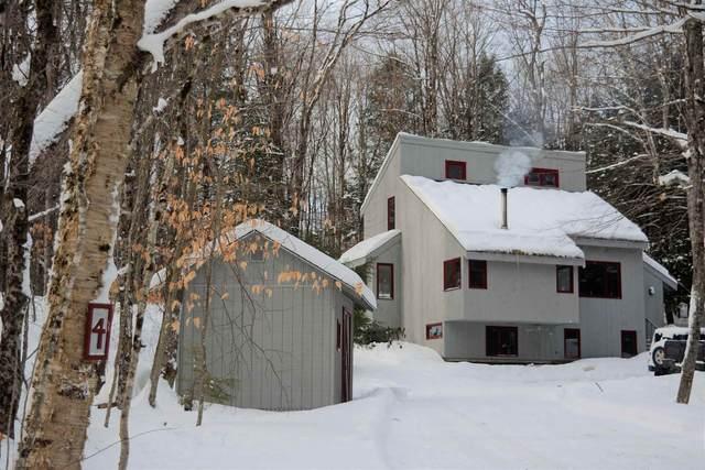 4 Morning Hollow Lane, Grantham, NH 03753 (MLS #4847009) :: Signature Properties of Vermont