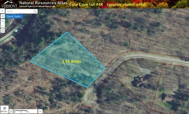0 Cote Cove Lot 44 R, Jay, VT 05859 (MLS #4847017) :: Signature Properties of Vermont