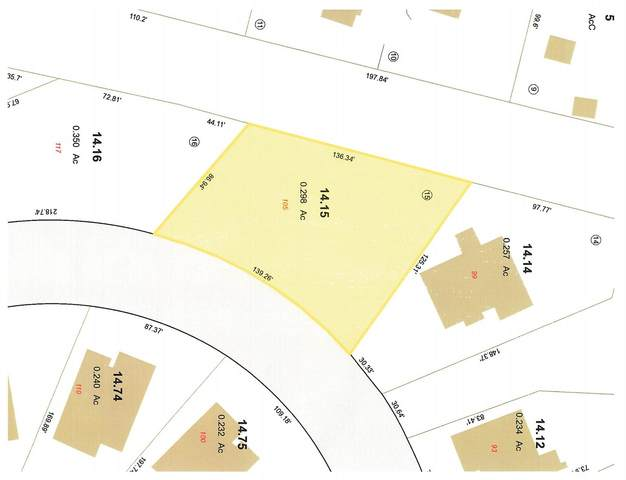 105 Sterling Drive #15, Laconia, NH 03246 (MLS #4847046) :: Jim Knowlton Home Team