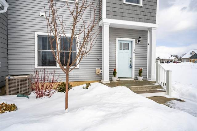 136 Rye Circle, South Burlington, VT 05403 (MLS #4847069) :: Signature Properties of Vermont