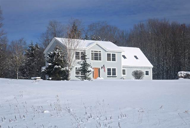 1396 Upper Hollow Road #3, Stowe, VT 05672 (MLS #4847157) :: Signature Properties of Vermont