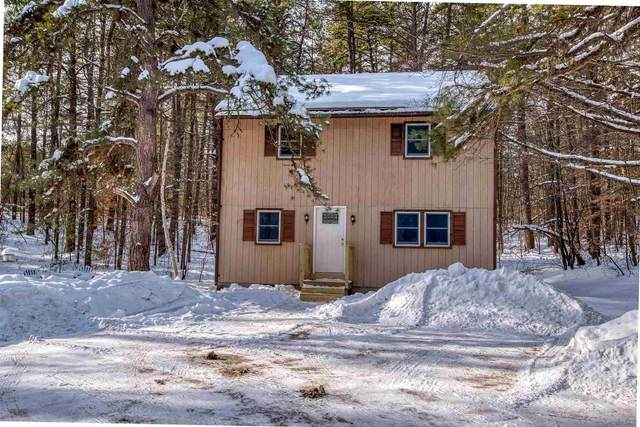 25 Blueberry Road, Ossipee, NH 03814 (MLS #4847221) :: The Hammond Team