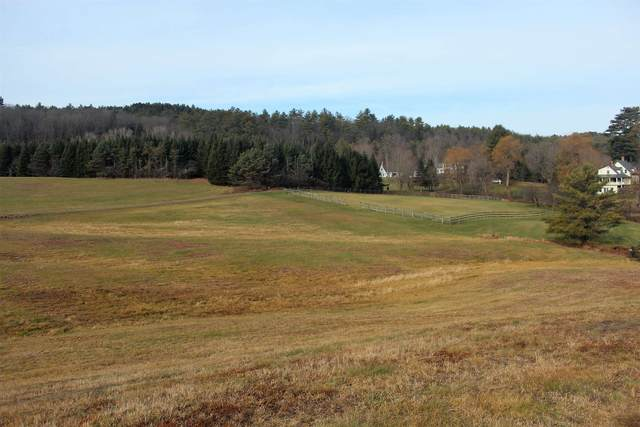 00 Loveland Road, Norwich, VT 05055 (MLS #4847260) :: Hergenrother Realty Group Vermont
