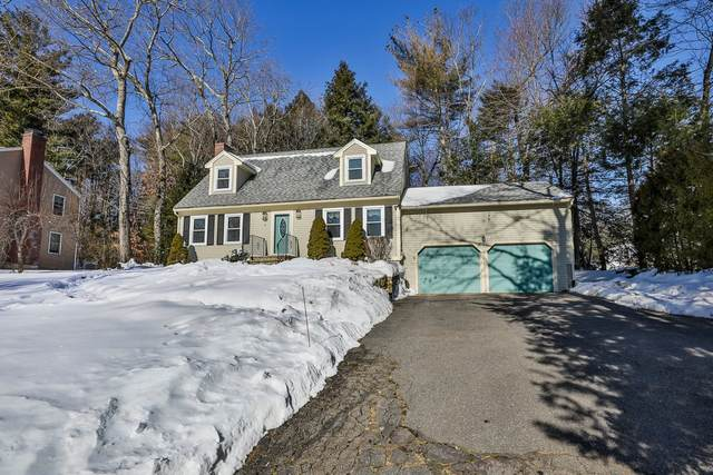 6 Shannon Lane, Plaistow, NH 03865 (MLS #4847270) :: Signature Properties of Vermont