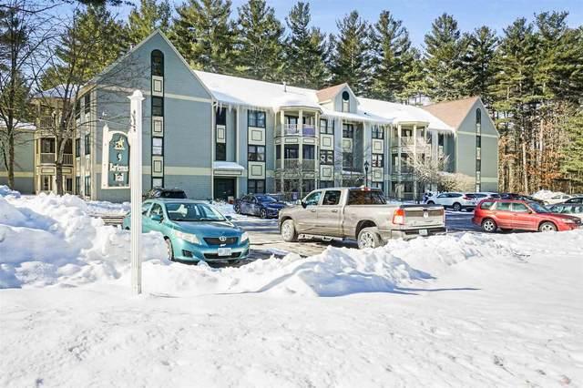 9 Bartemus Trail #202, Nashua, NH 03063 (MLS #4847281) :: Signature Properties of Vermont