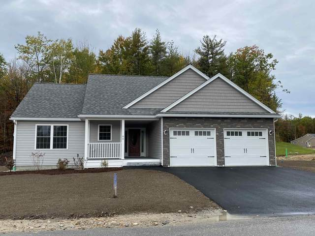 54 Pineview Drive #6, Candia, NH 03034 (MLS #4847430) :: Signature Properties of Vermont