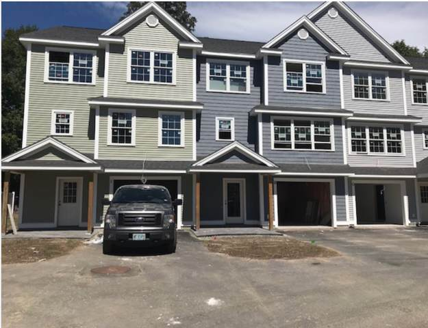 69 Main Street Unit H, Exeter, NH 03833 (MLS #4847450) :: Signature Properties of Vermont