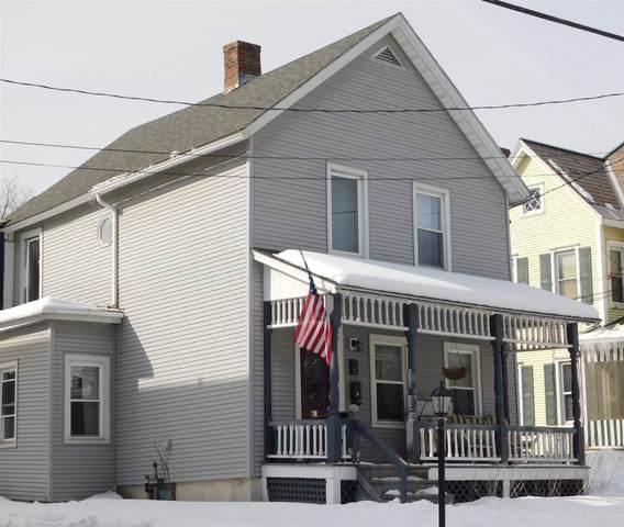 85 Baxter Street, Rutland City, VT 05701 (MLS #4847470) :: The Gardner Group