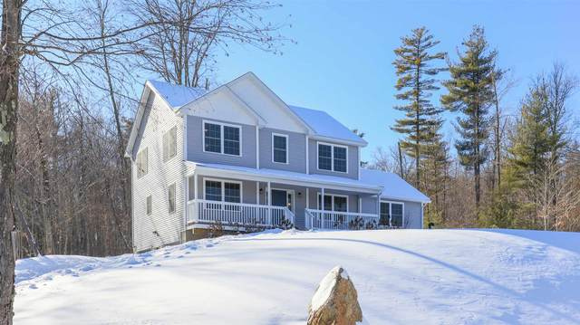 22 Parsons Way, Bow, NH 03304 (MLS #4847476) :: Signature Properties of Vermont