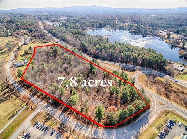 Lot 57 +57-1 New Durham Road 57 And 57-1, Alton, NH 03809 (MLS #4847510) :: Signature Properties of Vermont