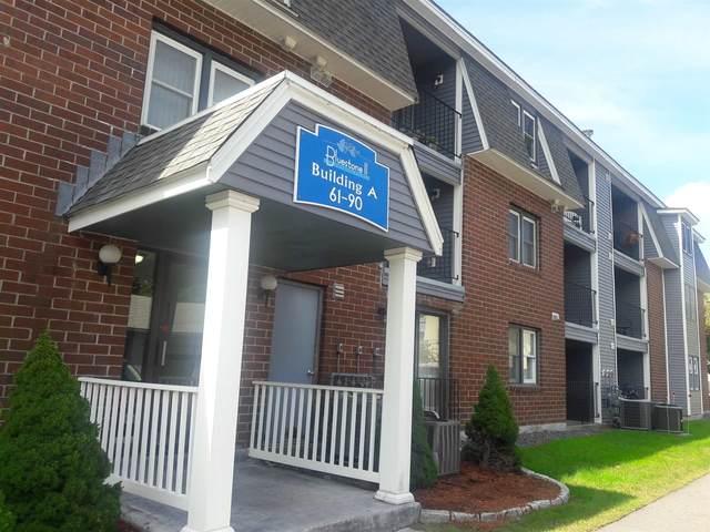 81 Bluestone Drive, Nashua, NH 03060 (MLS #4847580) :: Signature Properties of Vermont