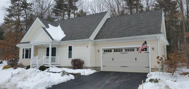 21 Mill Pond Road, Brentwood, NH 03833 (MLS #4847612) :: Signature Properties of Vermont