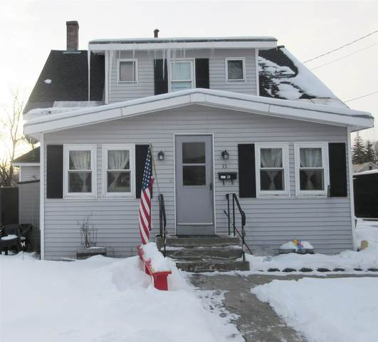 15 James Street, Rutland City, VT 05701 (MLS #4847675) :: The Gardner Group