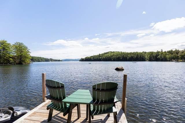 8 Summerside Drive, Meredith, NH 03253 (MLS #4847711) :: Signature Properties of Vermont