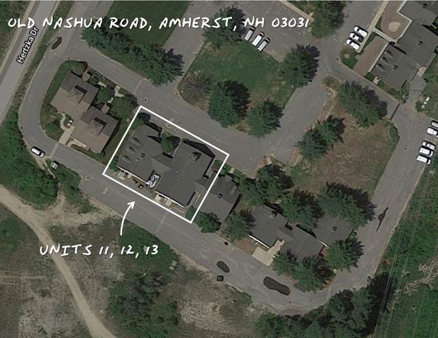 31 Old Nashua Road 11, 12, 13, Amherst, NH 03031 (MLS #4847720) :: Signature Properties of Vermont