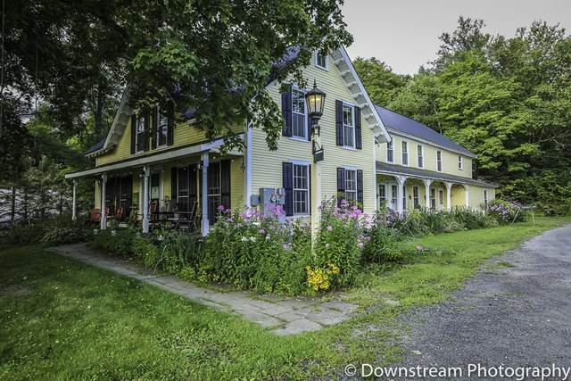 1460 Main Street, Waitsfield, VT 05673 (MLS #4847860) :: Signature Properties of Vermont