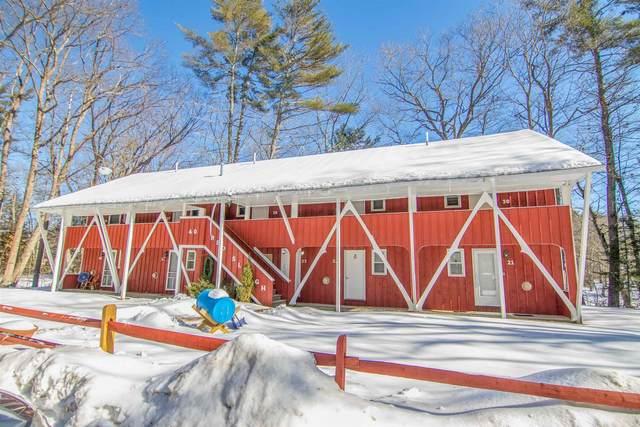 40 Red Sleigh Road Units 21 Thru 3, Campton, NH 03223 (MLS #4847892) :: Signature Properties of Vermont