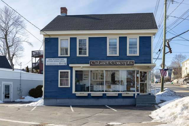 324 Maplewood Avenue, Portsmouth, NH 03801 (MLS #4847933) :: Signature Properties of Vermont