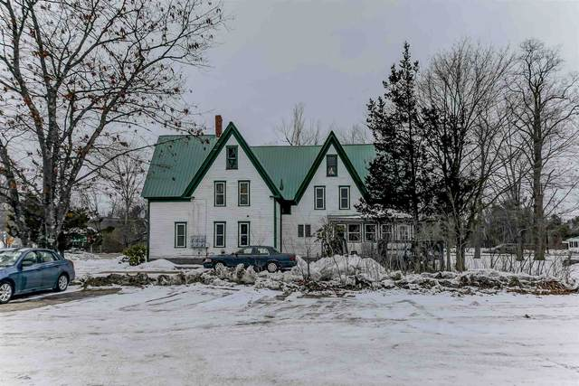 15 Mill Street, Conway, NH 03813 (MLS #4847970) :: Signature Properties of Vermont