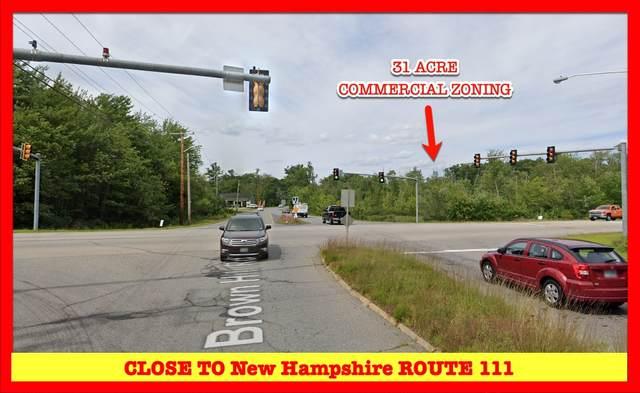 0 Blake Road 167 & 169, Danville, NH 03819 (MLS #4847972) :: Signature Properties of Vermont