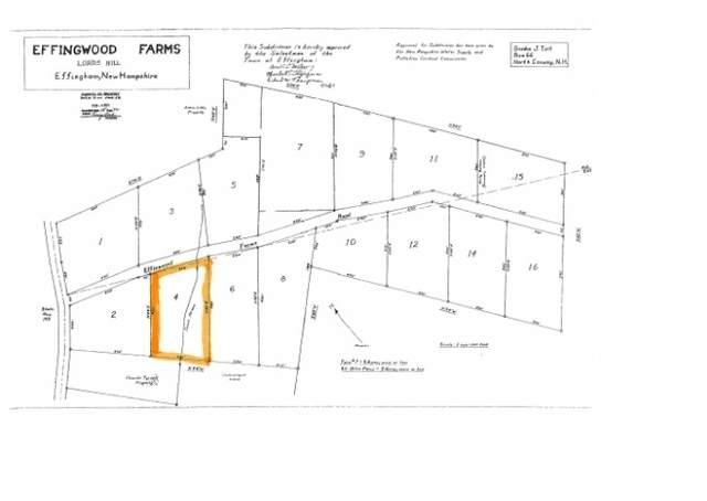 4 Effingwood Farms Road #4, Effingham, NH 03882 (MLS #4848018) :: Signature Properties of Vermont