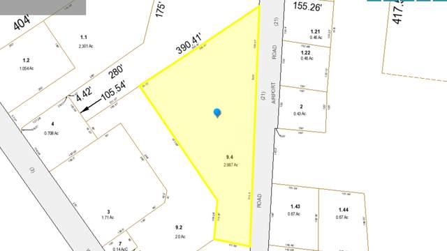 Airport Road, Fair Haven, VT 05743 (MLS #4848041) :: Team Tringali