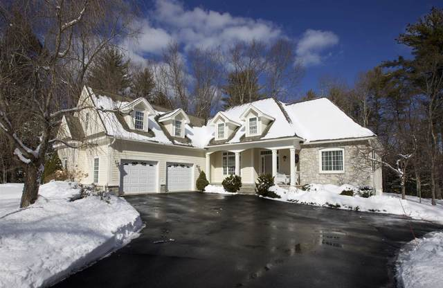 6 Sinclair Drive, Exeter, NH 03833 (MLS #4848084) :: Signature Properties of Vermont