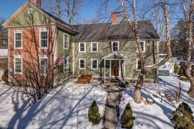 465 Daniel Webster Highway, Merrimack, NH 03054 (MLS #4848102) :: Signature Properties of Vermont