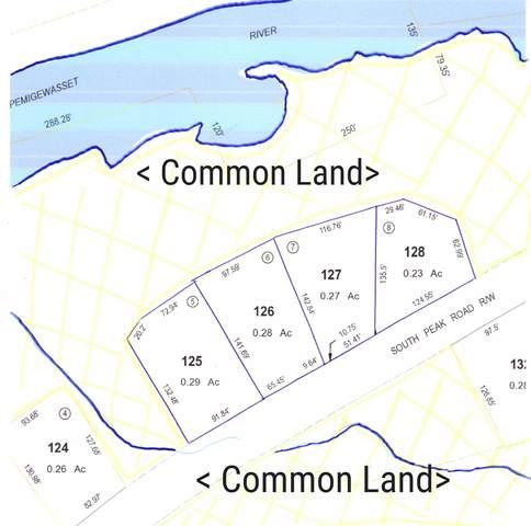 128 South Peak Road Pr 8, Lincoln, NH 03251 (MLS #4848150) :: Signature Properties of Vermont