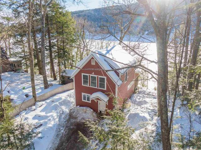 952 Scout Camp Road, Plymouth, VT 05056 (MLS #4848153) :: The Gardner Group
