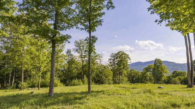 2745 Morse Hill Road, Dorset, VT 05251 (MLS #4848274) :: The Gardner Group