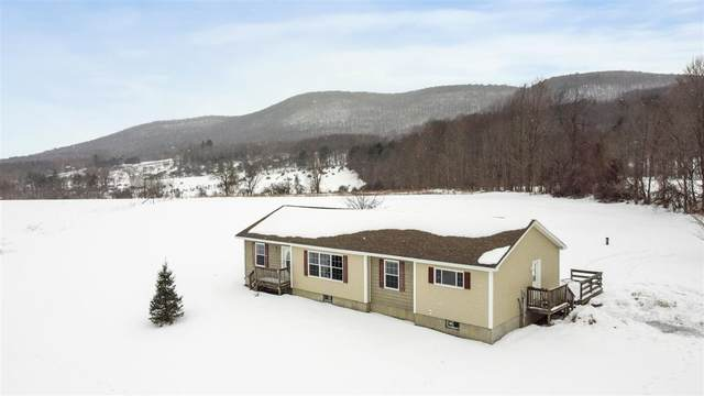 3713 Vt Rt 7A, Shaftsbury, VT 05262 (MLS #4848282) :: The Gardner Group