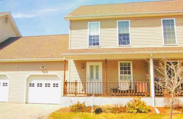 9 Fecteau Circle #6, Barre City, VT 05641 (MLS #4848287) :: Jim Knowlton Home Team