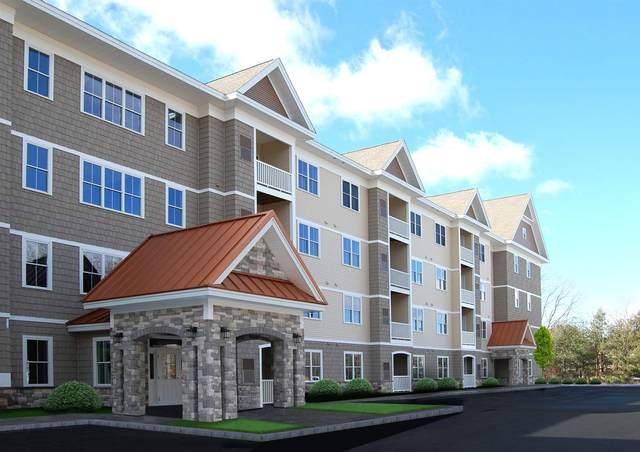 2 Henry David Drive #307, Nashua, NH 03062 (MLS #4848312) :: Signature Properties of Vermont