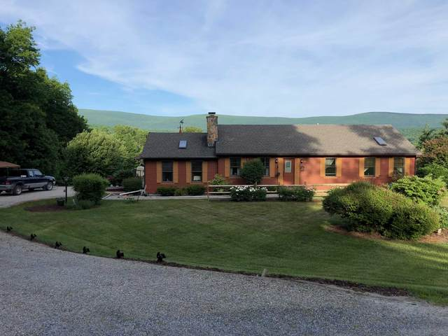 486 Glastenview Drive, Shaftsbury, VT 05262 (MLS #4848330) :: The Gardner Group