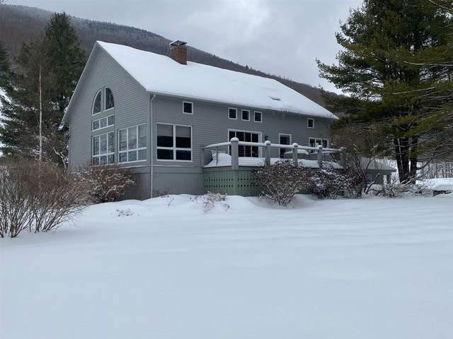 2069 Upper Hollow Road, Dorset, VT 05251 (MLS #4848341) :: The Gardner Group