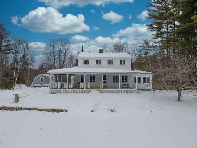 90 Maple Street, Sandwich, NH 03227 (MLS #4848383) :: Cameron Prestige
