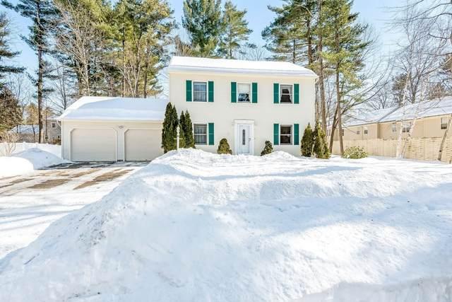 143 Deer Lane, Colchester, VT 05446 (MLS #4848384) :: Signature Properties of Vermont