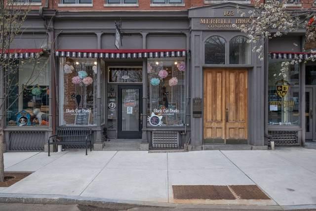 163 Water Street C3, Exeter, NH 03833 (MLS #4848424) :: Signature Properties of Vermont