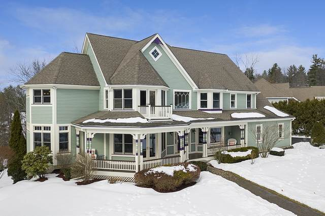 14 Gilboa Lane, Nashua, NH 03062 (MLS #4848443) :: Signature Properties of Vermont