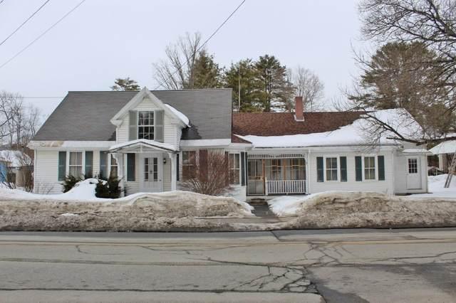 63 Main Street, Springfield, VT 05150 (MLS #4848532) :: The Hammond Team