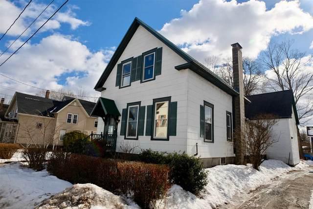 11 Laurel Street, Concord, NH 03301 (MLS #4848563) :: Lajoie Home Team at Keller Williams Gateway Realty