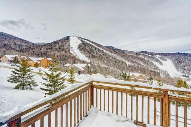132 Glissade Drive 28 A, Killington, VT 05751 (MLS #4848605) :: Signature Properties of Vermont