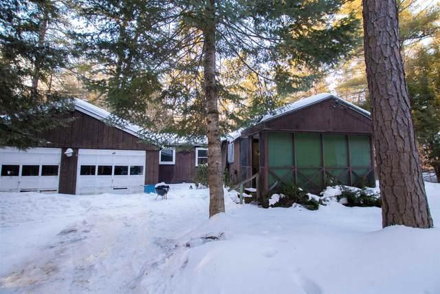 40 Margo Lane, Tamworth, NH 03886 (MLS #4848682) :: Signature Properties of Vermont