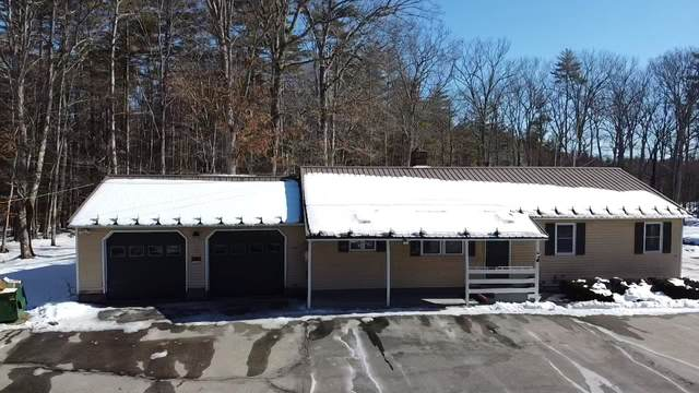 196 Route 129, Loudon, NH 03307 (MLS #4848727) :: Lajoie Home Team at Keller Williams Gateway Realty