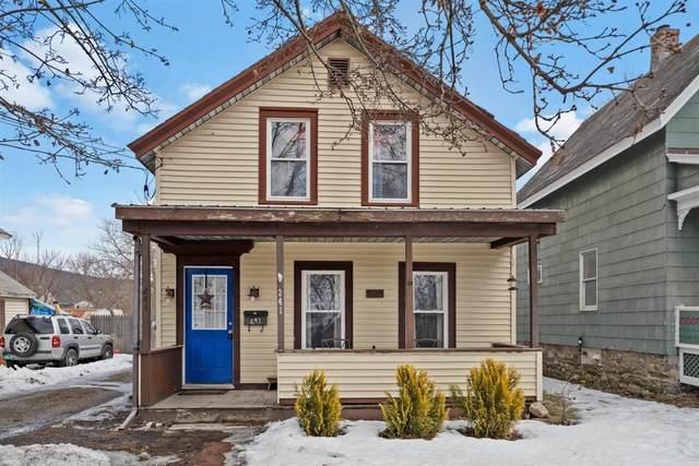 241 Depot Street, Bennington, VT 05201 (MLS #4848773) :: Lajoie Home Team at Keller Williams Gateway Realty